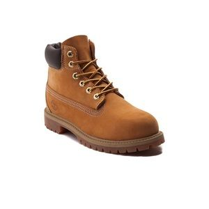 "Timberland 6"" Classic Boot - Big Kid Size 3.5"